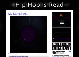 hiphopisread.com