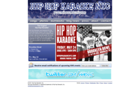 hiphopkaraokenyc.com