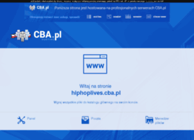 hiphoplives.cba.pl