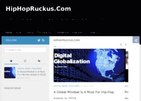 hiphopruckus.com