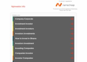 hipinvestor.info
