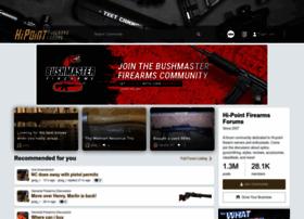 hipointfirearmsforums.com