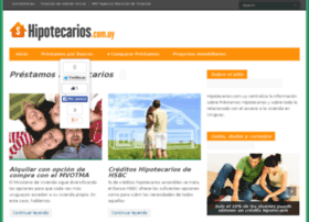 hipotecarios.com.uy