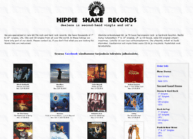hippieshakerecords.com
