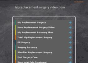 hipreplacementsurgeryvideo.com
