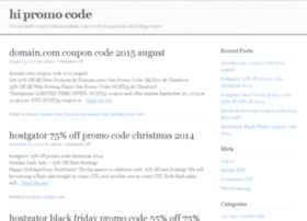 hipromocode.com