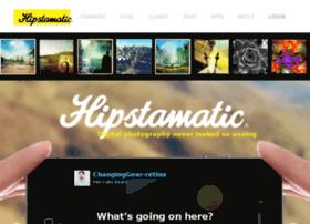hipstamaticapp.com