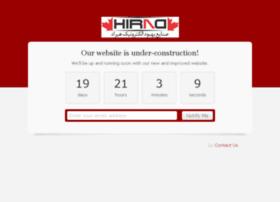 hiradcorp.com
