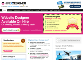 Hire-a-designer.com