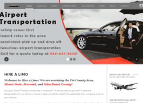 hire-a-limo.com