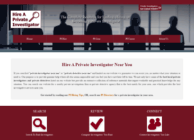 hire-a-private-investigator.com