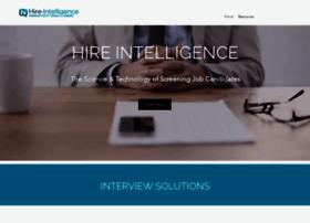 hire-intelligence.com