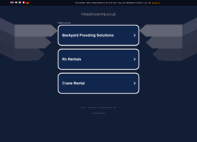 hireanicerink.co.uk