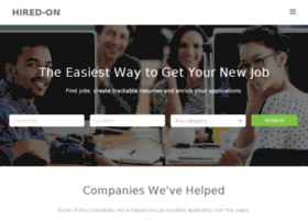 hired-on.com