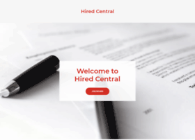 hiredcentral.com