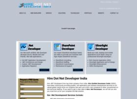 hiredotnetdeveloperindia.com