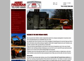 hirefreeman.co.uk
