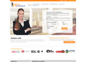 hirehostess.com