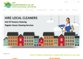 hirelocalcleaners.co.uk