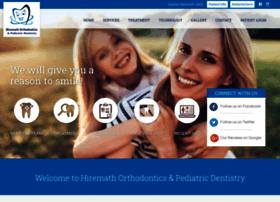 hiremathortho.com