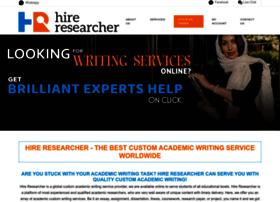 hireresearcher.com