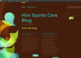 hiresportscars.blog.com