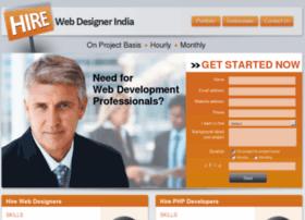 hirewebdesignerindia.com