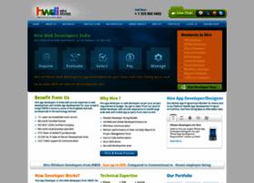 hirewebdevelopersindia.com