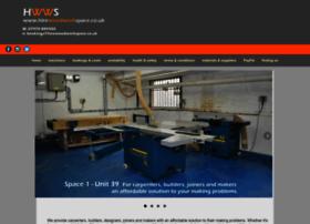 hirewoodworkspace.co.uk