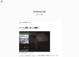 hirofumi.net