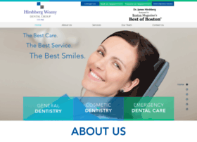 hirshbergdental.com