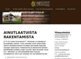 hirsiasennus.fi