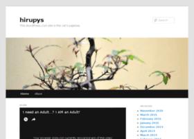 hirupys.wordpress.com