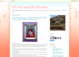 hisartandmyrecipes.blogspot.com