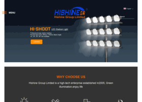hishinelight.com