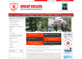 hislopcollege.ac.in