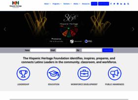 hispanicheritage.org