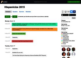 hispanicize2015.sched.org
