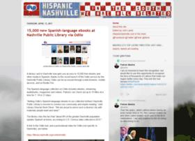 hispanicnashville.com