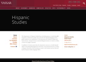 hispanicstudies.vassar.edu