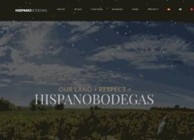 hispanobodegas.com