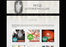hisstorehouse.org.za