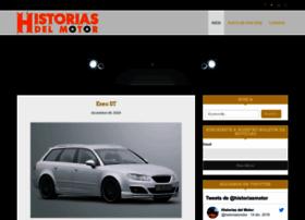 historiasdelmotor.com