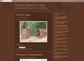 historic-hotels-lodges.com