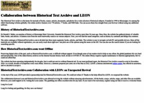 historicaltextarchive.com