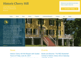 historiccherryhill.org