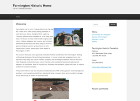 historicfarmington.org