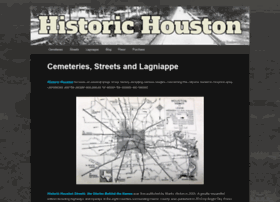 historichouston1836.com