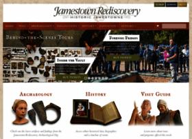 historicjamestowne.org