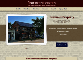 historicproperties.com